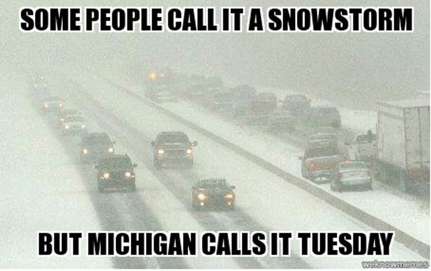 4 28 jokes about michigan that are actually funny homesnacks,Michigan Memes