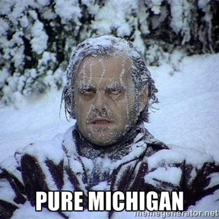 6 28 jokes about michigan that are actually funny homesnacks,Michigan Meme