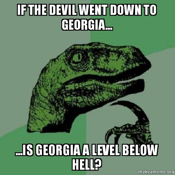 20 Jokes About Georgia That Are Actually Funny - HomeSnacks