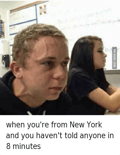 20 Jokes About New York That Are Actually Funny Homesnacks