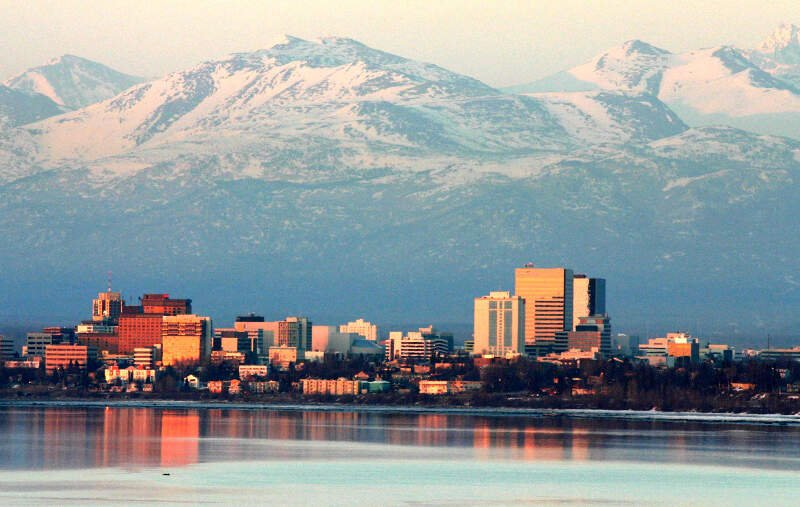 Living In Downtown Anchorage, AK