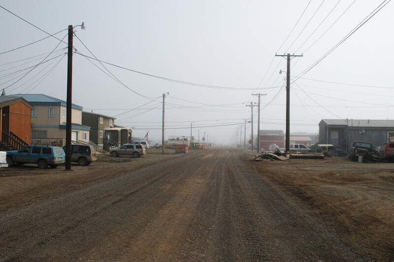 Living In Barrow, AK