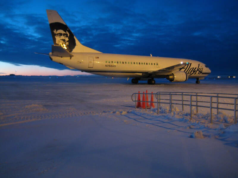 Alaskaairlinesinbarrow