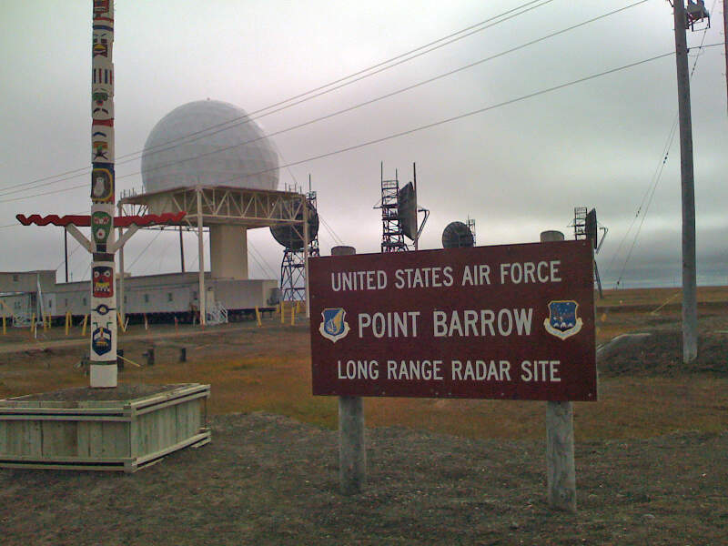 Air Force Station Point Barrow