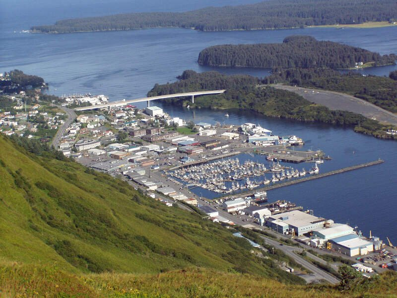 Living In Kodiak Island Borough, AK