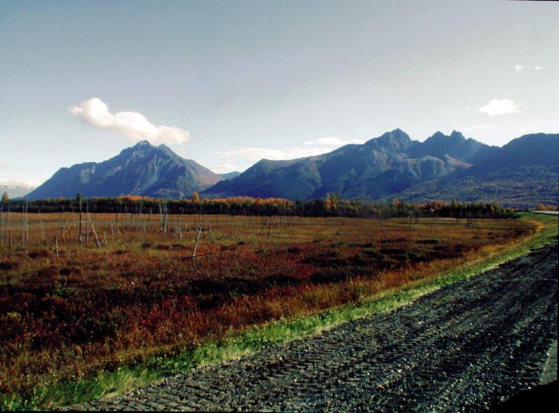 Palmerak Hay Flats