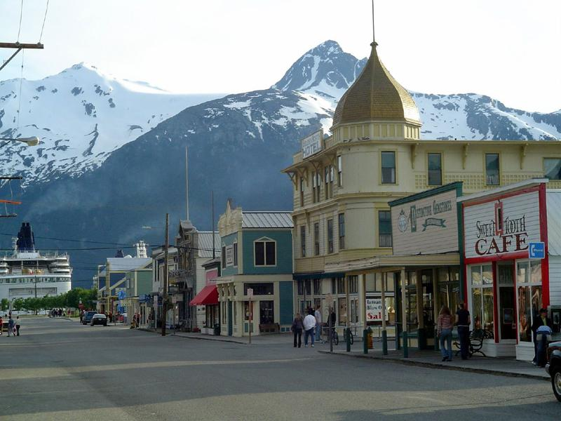 Living In Skagway Municipality, AK