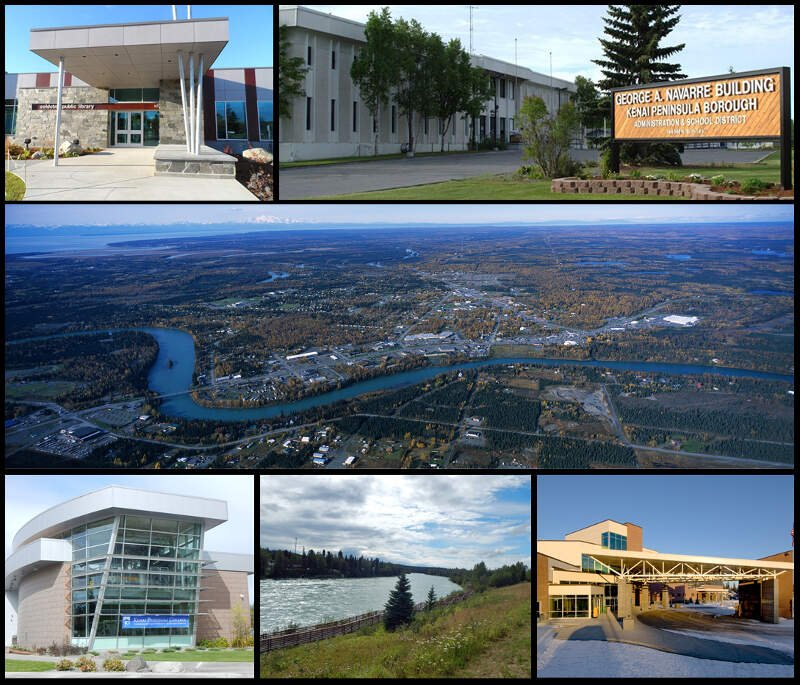 City Of Soldotna Collage