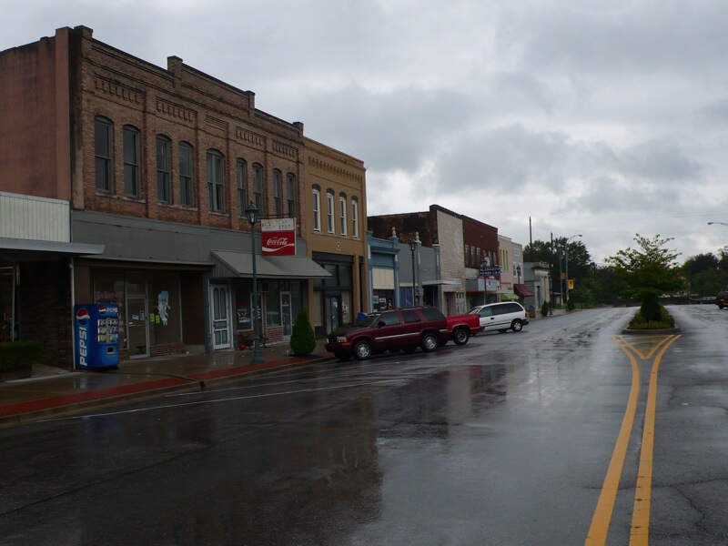 Living In Attalla, AL