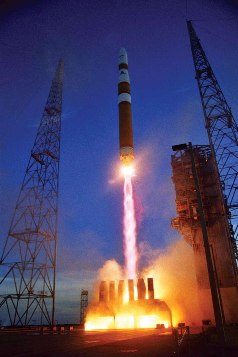 Delta Iv Medium Rocket Dscs