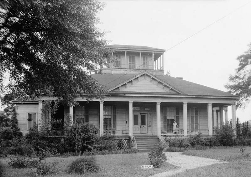 Lewis Llewellyn Cato House