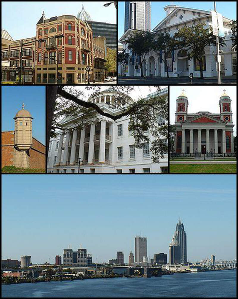 Worst Neighborhoods In Mobile