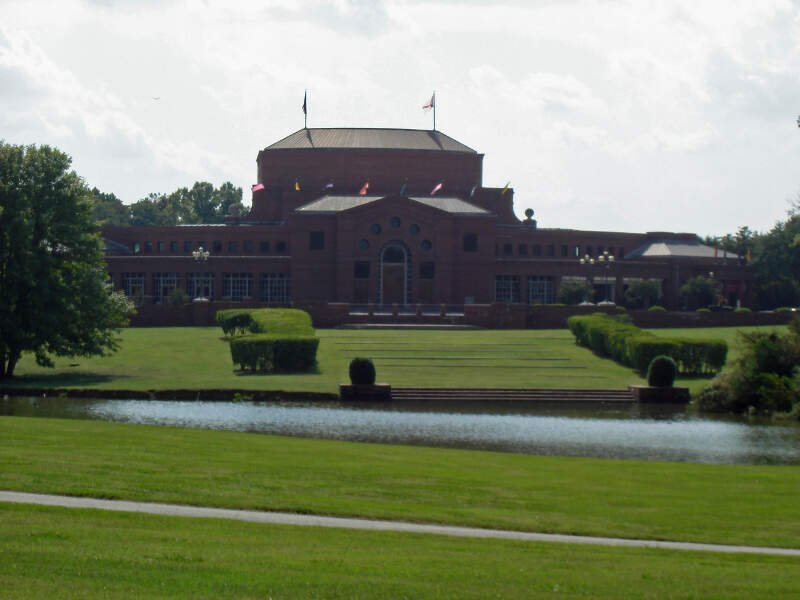 Carolyn Blount Theatre
