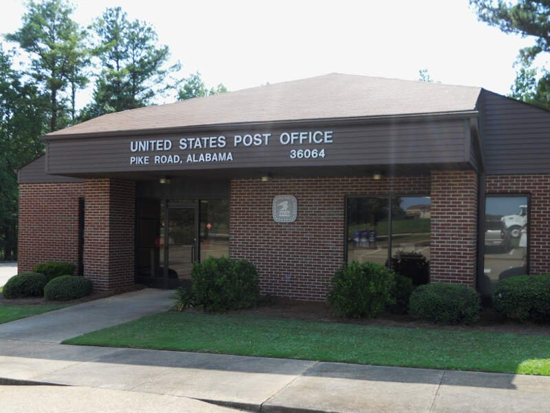 Pike Road Alabama Post Office