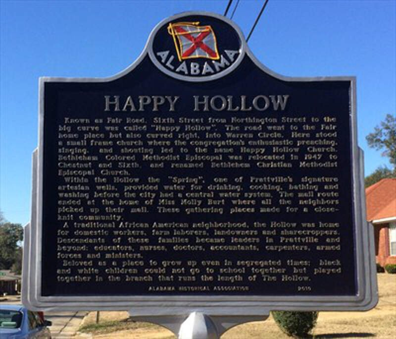 Happy Hallow Marker