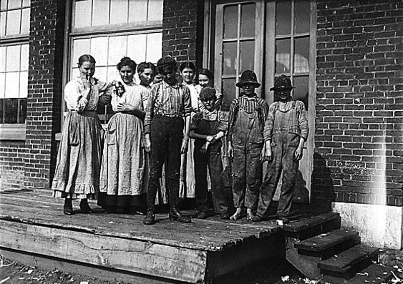 Child Workers In Sylacaugac Alabama