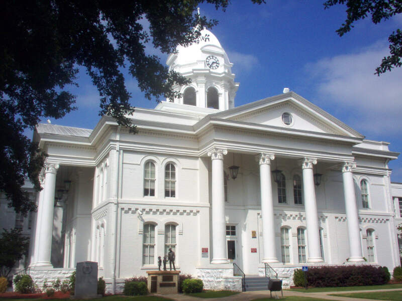 Colbert County Courthouse