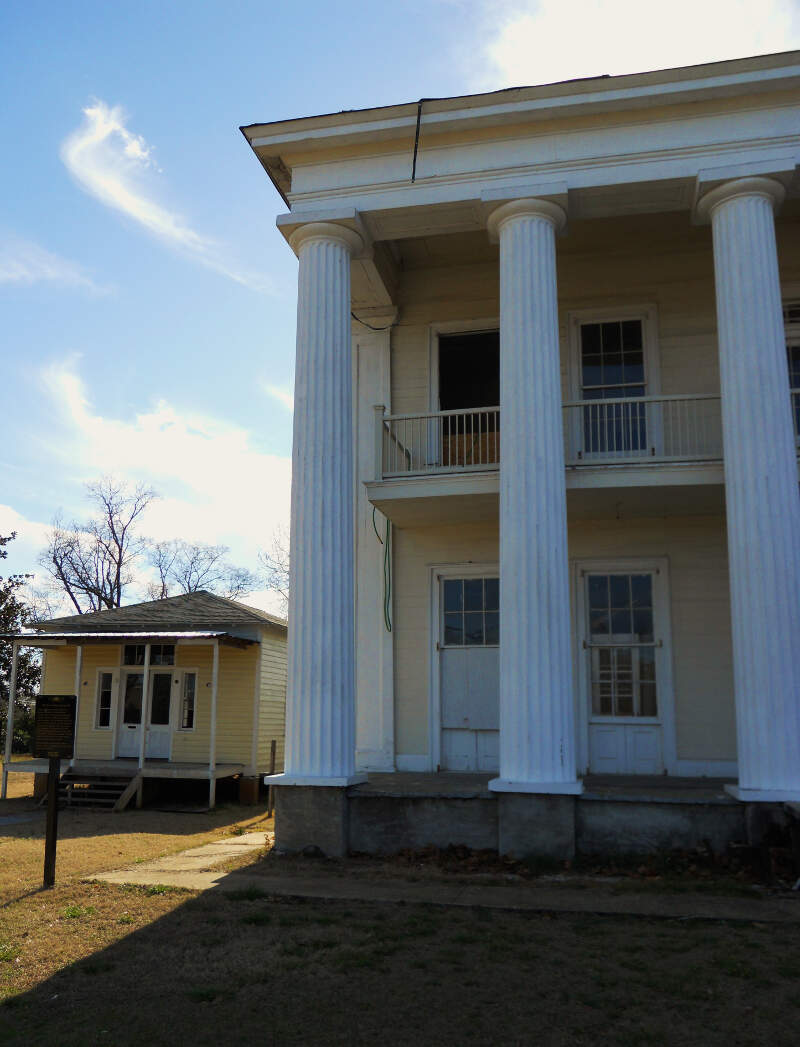 North Main Street Historic District Tuskegee Alabama