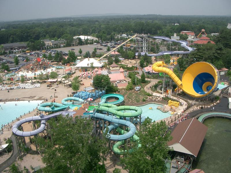 Six Flags Hurricane Harbor- Jackson
