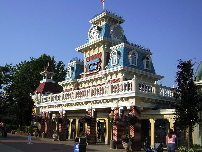 Six Flags Worlds Of Adventure