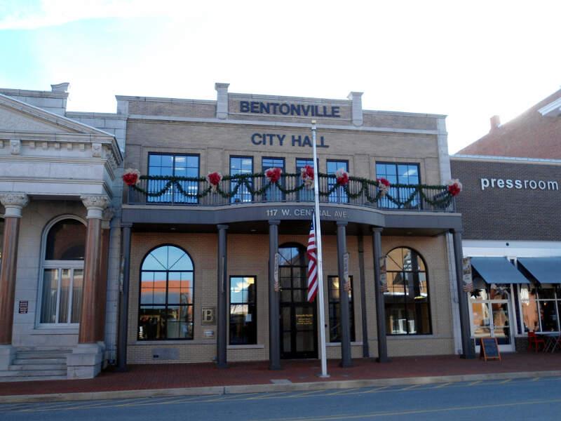 Bentonville City Hall