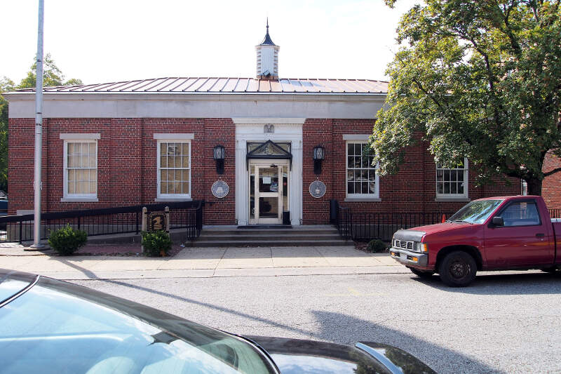 Berryville Post Office
