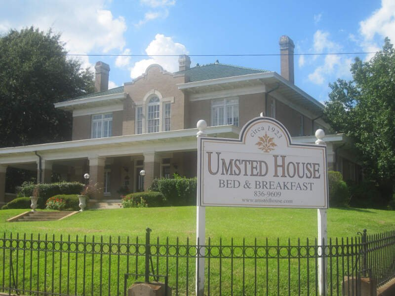 Umsted House Bed And Breakfast In Camdenc Ar Img