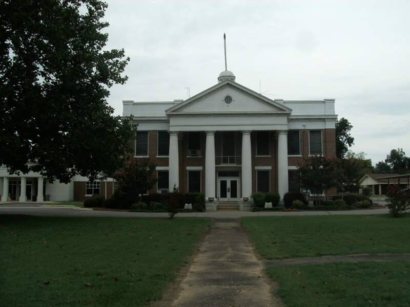 Yell County Courthousec Dardanellec Ar
