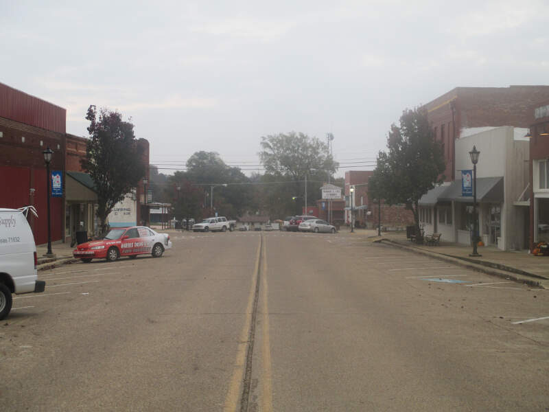 Section Of Downtown De Queenc Ar Img