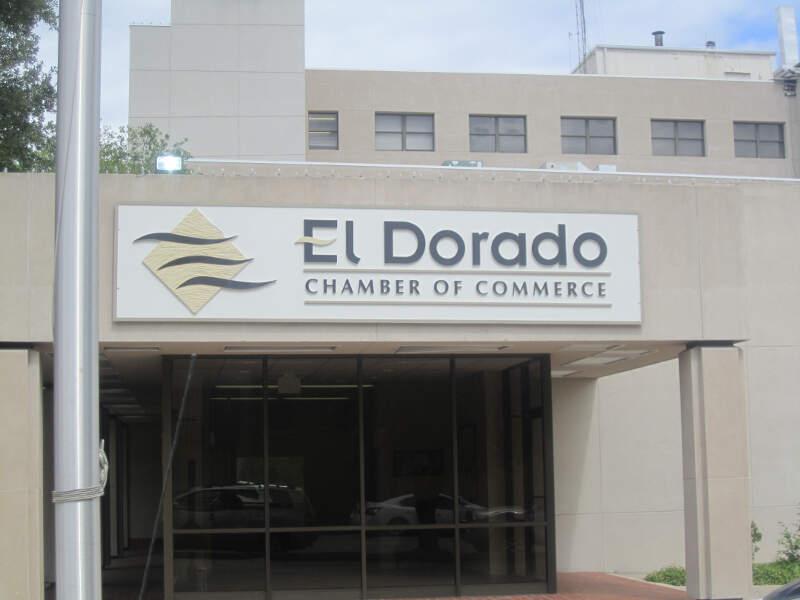 El Doradoc Arc Chamber Of Commerce Bldg
