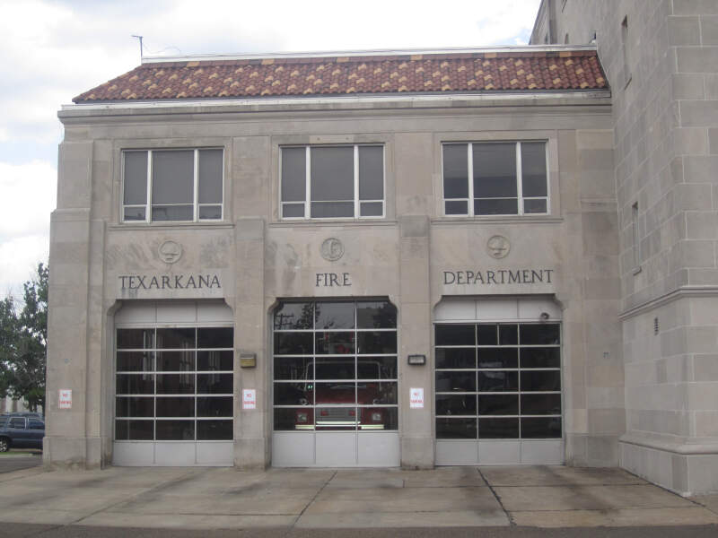 Texarkanac Arc Fire Dept