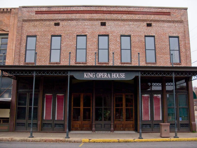 King Opera Housec Van Burenc Arkansas
