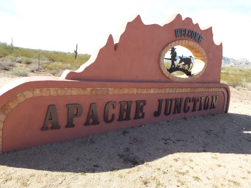 Apache Junction Welcome To Apache Junction