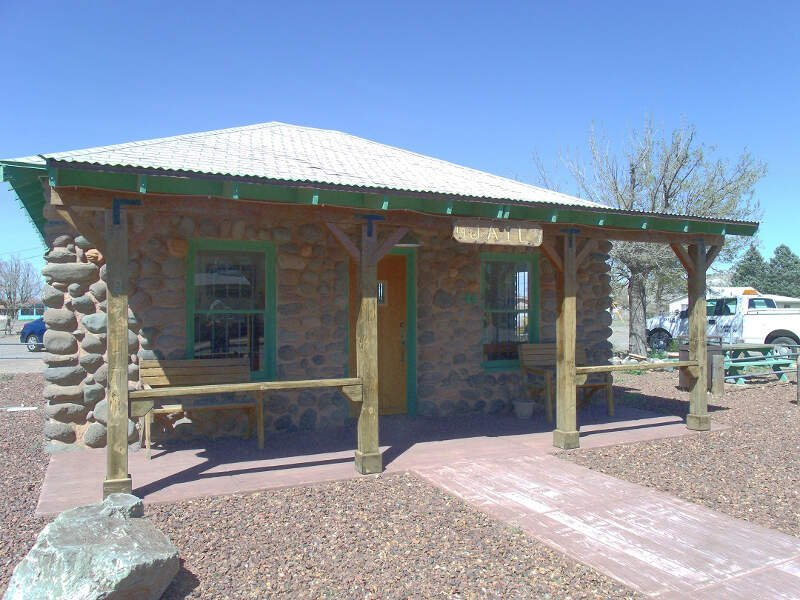 Camp Verde Rock Jail