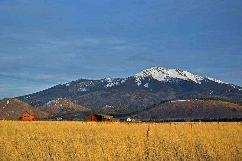Humphreys Peak Az