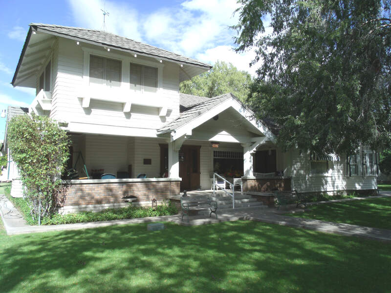 Mesa Robert Scott House