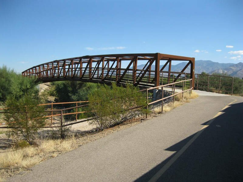 Oro Valley Cdo Trail Bridge