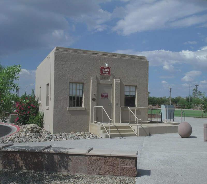 P Peoria Jail House