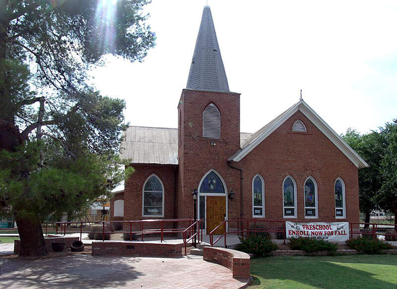 P Peoria Presbyterian Church