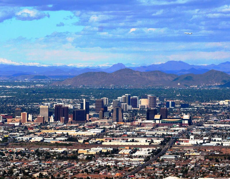 Worst Neighborhoods In Phoenix