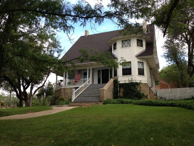 Brinkmeyer House Prescottc Az