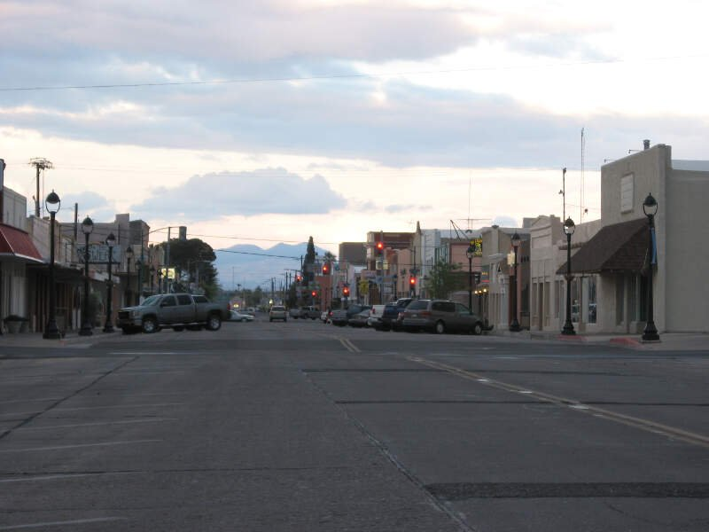Safford, Arizona