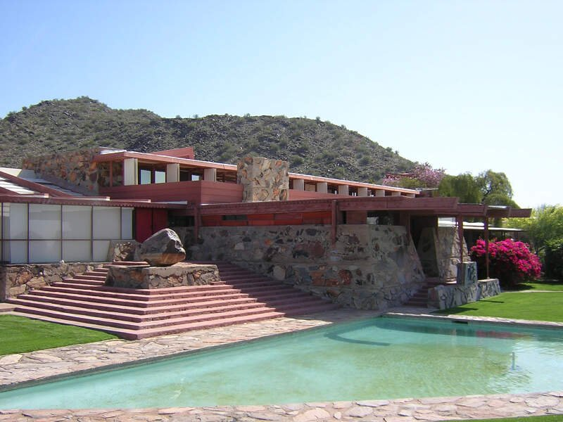 Taliesin West Complex Dscn