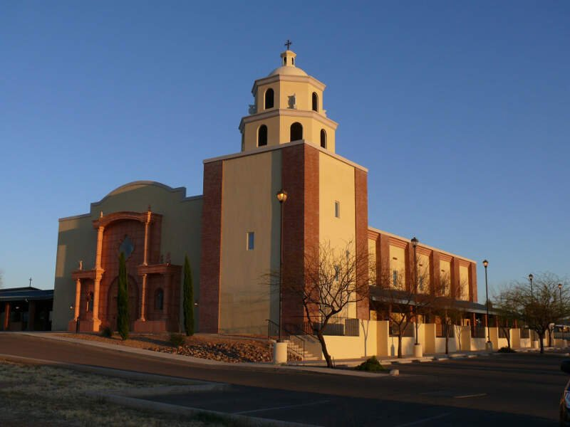 Sierra Vista   Saint Andrew The Apostle Church