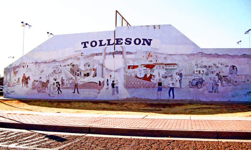 Living In Tolleson, AZ