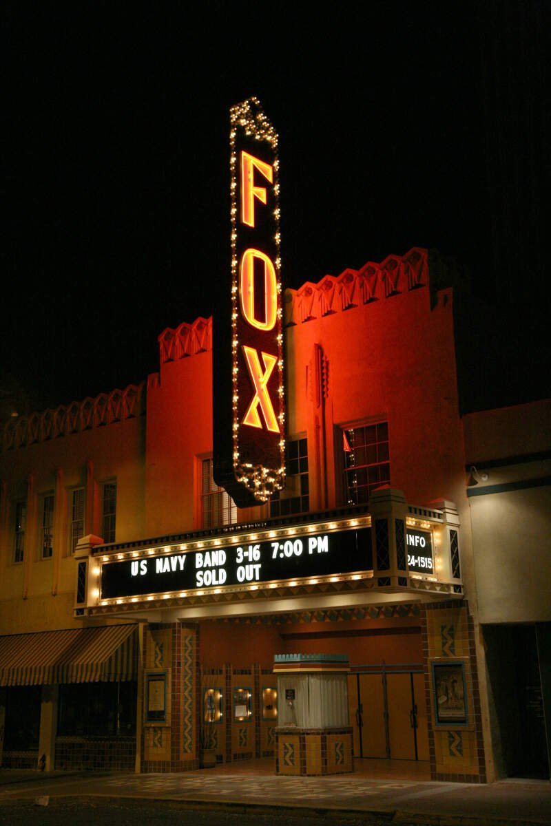 Fox Theater Tucson