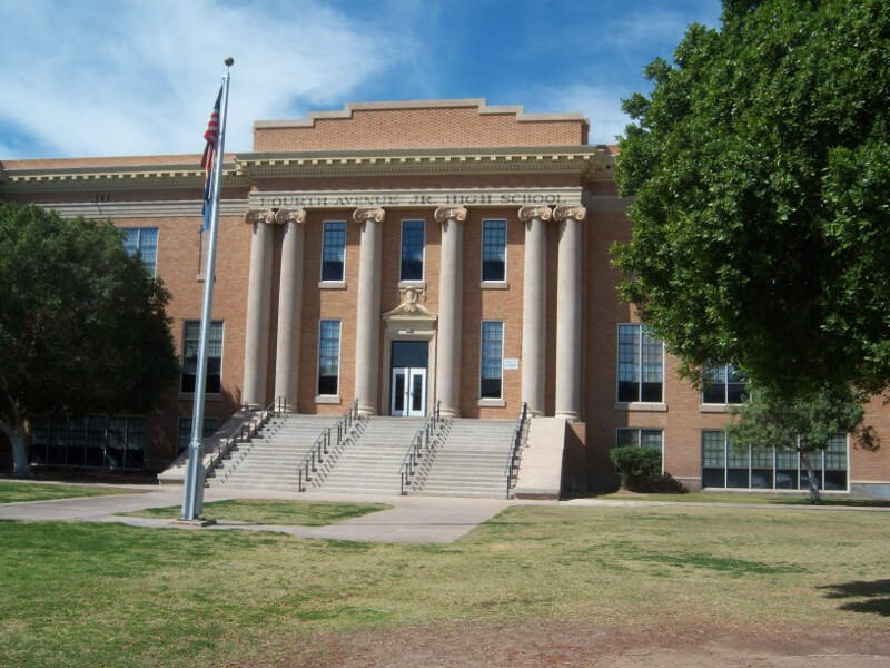 Th Avenue High Schoolc Yuma
