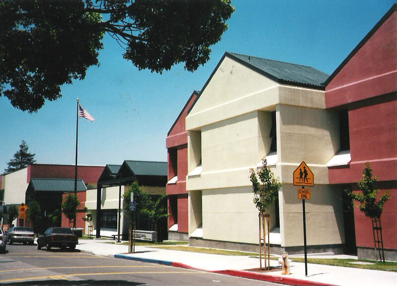 Albany Middle School