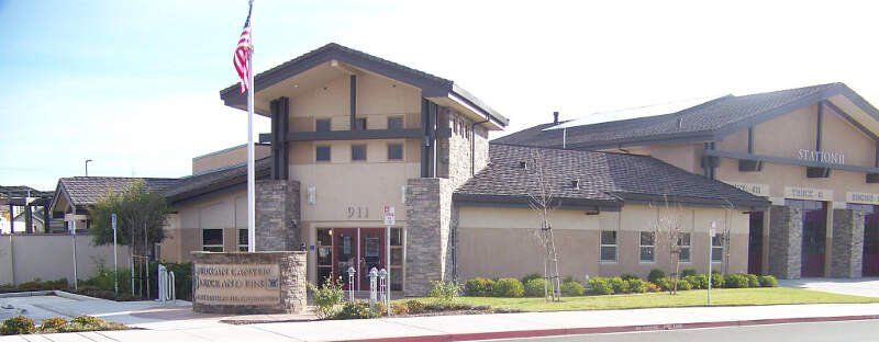 American Canyon Public Safety Building