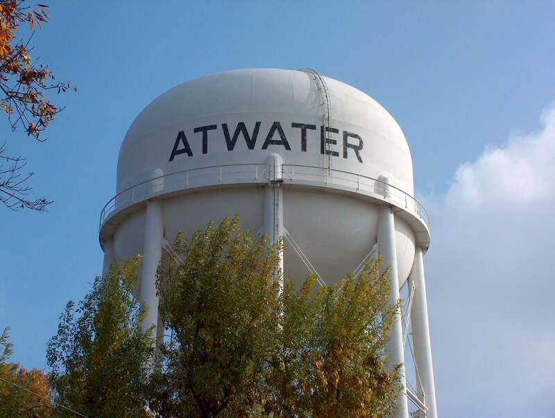 Atwater, California